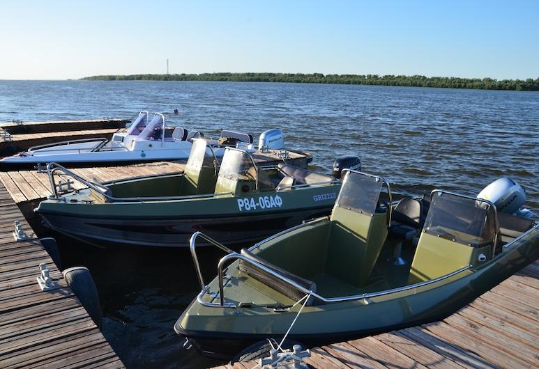 Verhnelebyazhie Fish Resort, Volzhskiy, Ψάρεμα