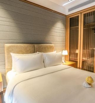 三亞三亞愛必儂棠灣度假公寓的圖片
