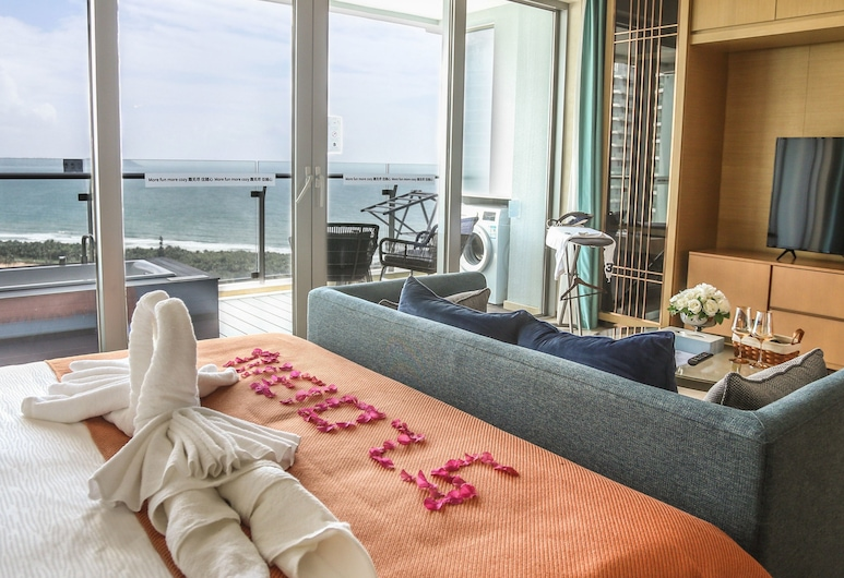 Albion Residence Haitang Bay Sanya, Sanya, Premium Suite, 2 Bedrooms, Room