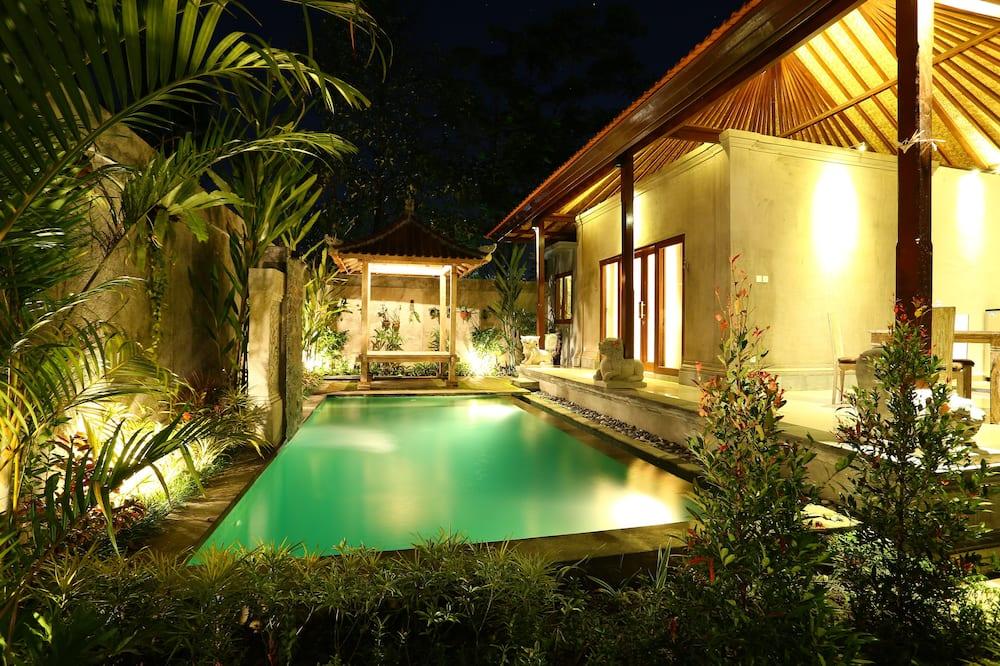Βίλα, 1 Υπνοδωμάτιο, Ιδιωτική Πισίνα - Ιδιωτική πισίνα