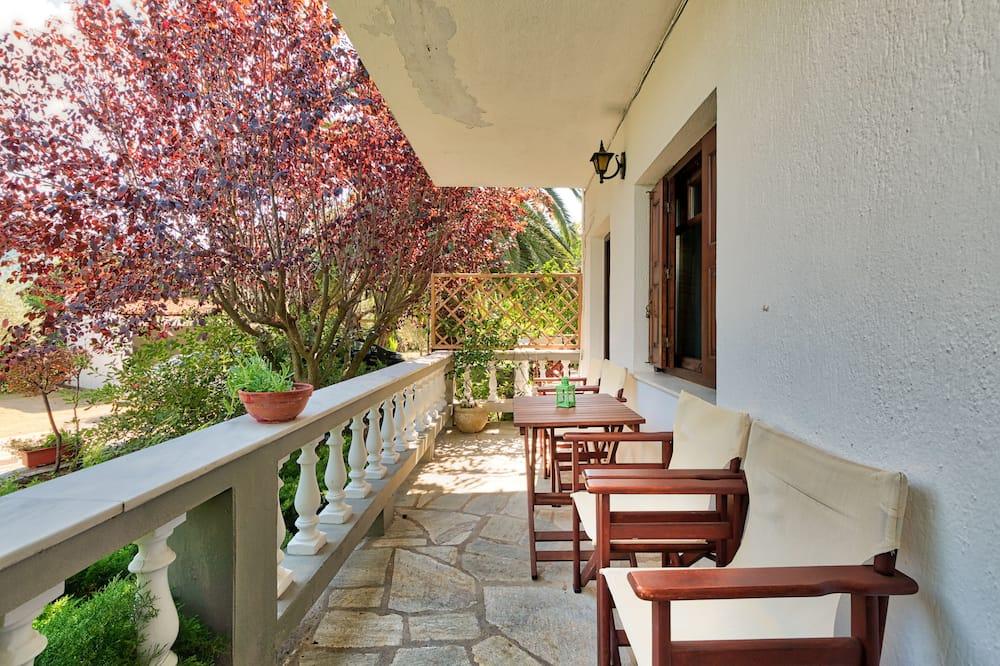 Dzīvokļnumurs (for 7) - Balkons