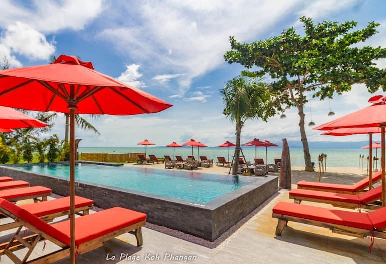 ラ プラージュ リゾート & ビーチ クラブ, Ko Pha-ngan, 屋外プール