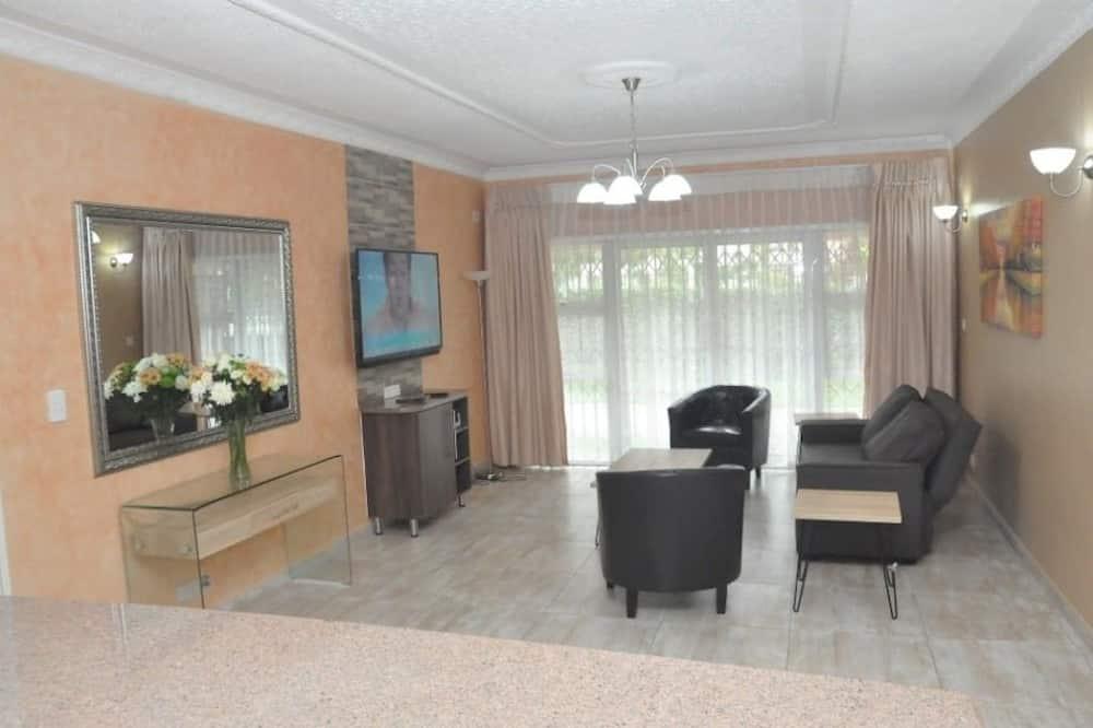 Розкішні апартаменти, 2 спальні, обладнано для інвалідів - Житлова площа