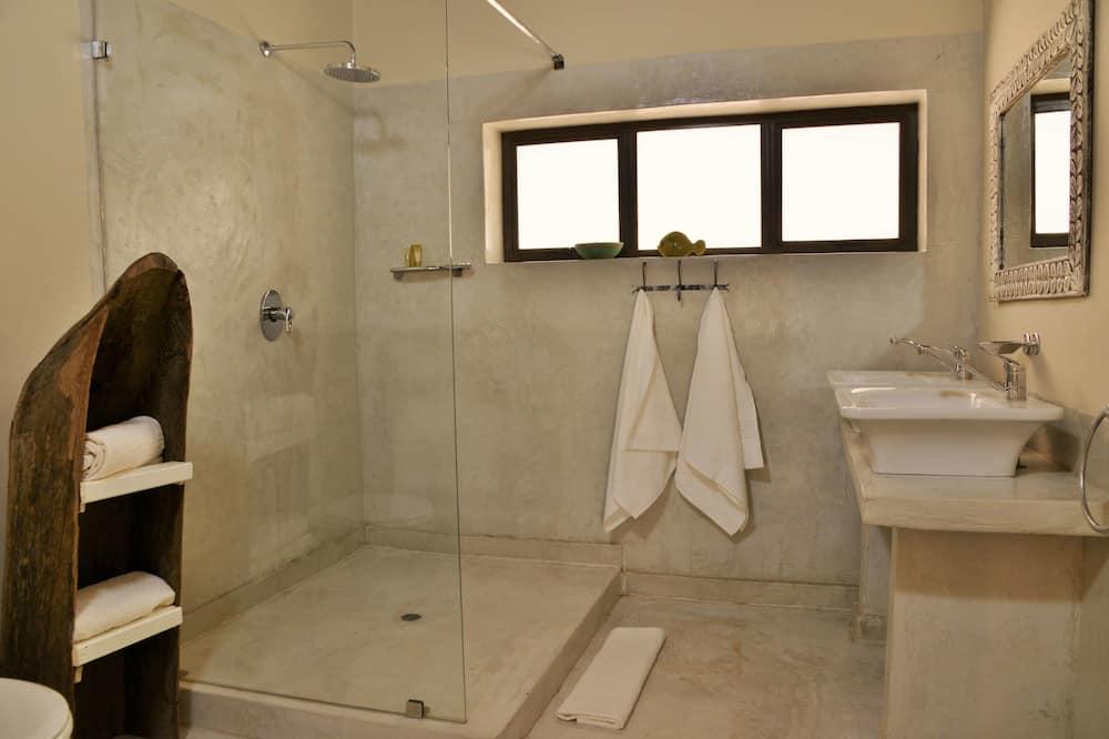 Luxury-Doppelzimmer, 1 Doppelbett, Nichtraucher - Badezimmer
