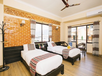 Picture of OYO 263 Hotel Sublime in Pokhara