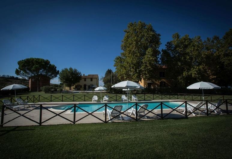阿尔维乔波佐酒店, 坎纳拉, 室外游泳池