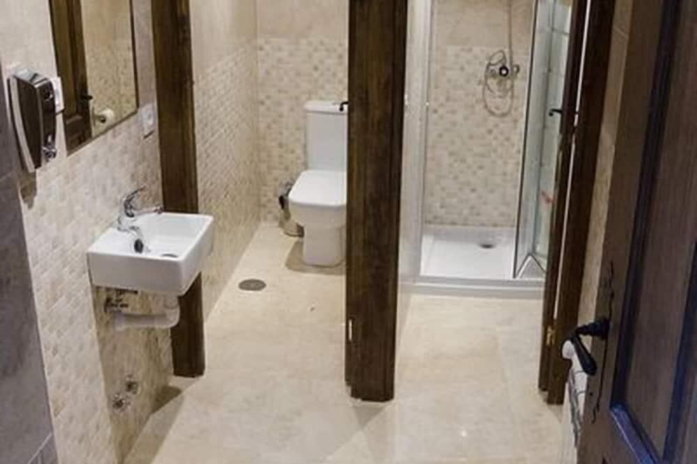 Dormitorio condiviso, dormitorio misto (1 Bed in 10 Beds Dorm) - Bagno