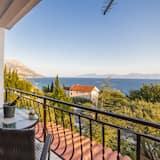 Lejlighed - 2 soveværelser - balkon - havudsigt - Altan