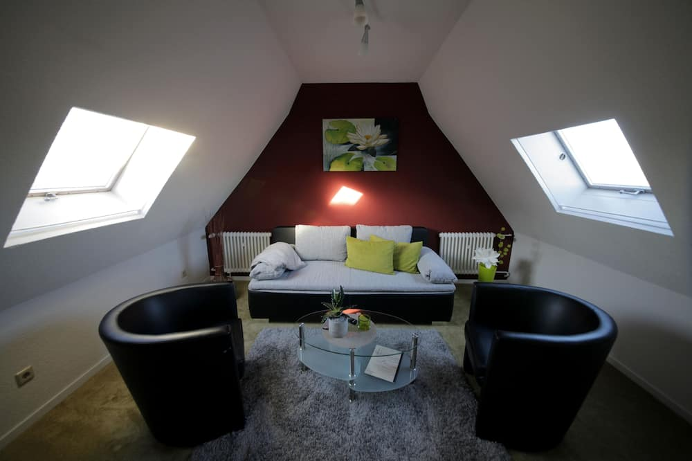 Apartment (3 people) - Living Area