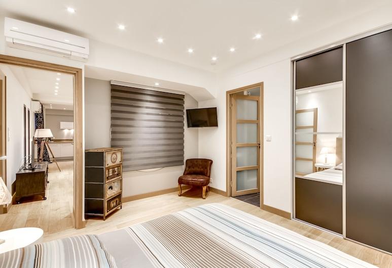 Le Latin - Modern 3-bedrooms apartment, Παρίσι, Comfort Διαμέρισμα, Δωμάτιο