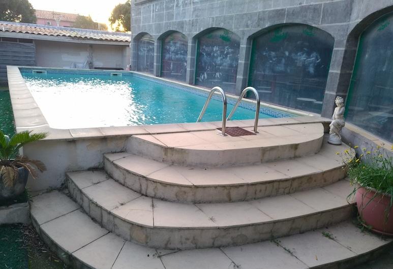 Jardin de Tredos - Libertine Hotel for Caters to Adults, Agde, Utendørsbasseng