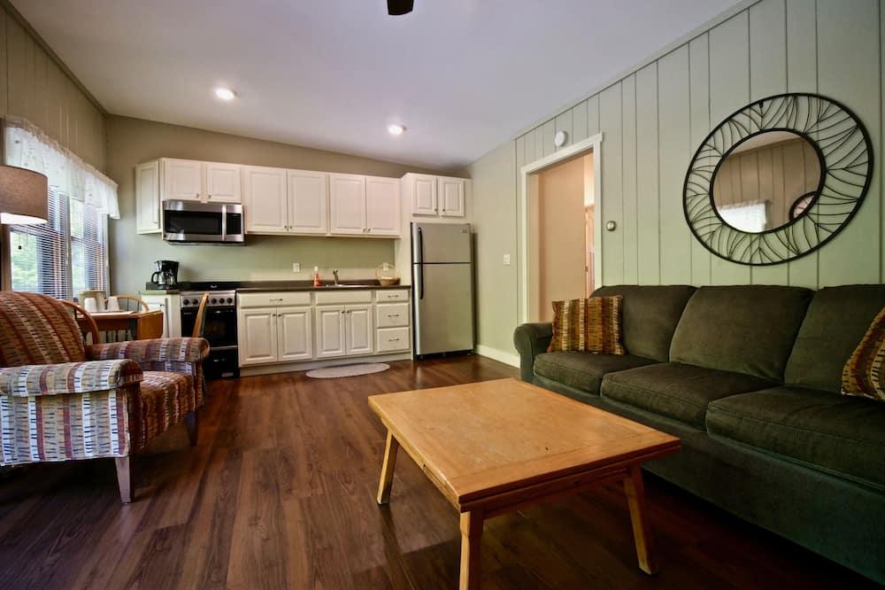 Apart Daire (Cottage Suite) - Oturma Alanı
