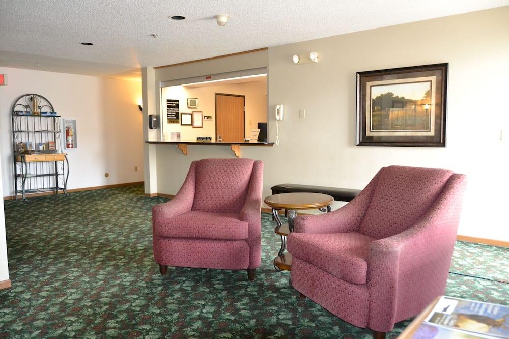 Καθιστικό στο λόμπι