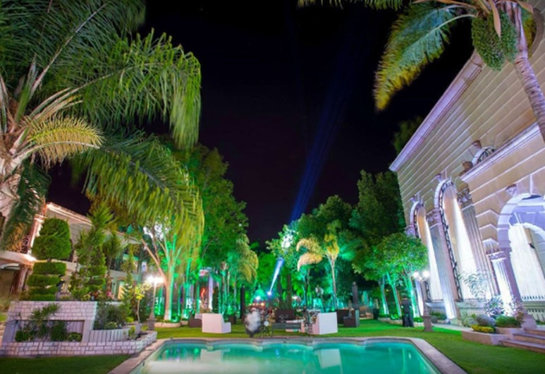 Hotel Villa Florencia, Te'uis'uiapan, Εξωτερική πισίνα