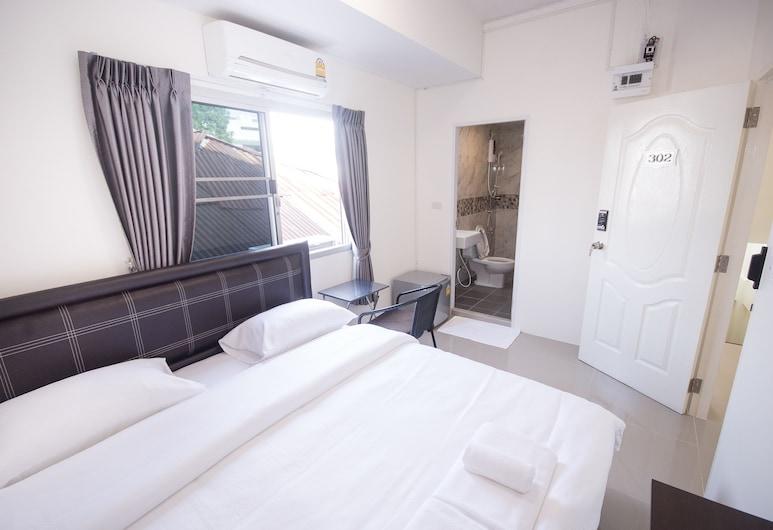 ニナ ゲストハウス, バンコク, Standard Double Room , 部屋