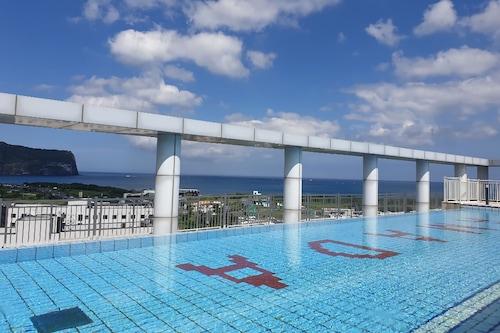 最佳濟州城山酒店/