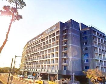 Hình ảnh The Best Jeju Seongsan Hotel tại Seogwipo