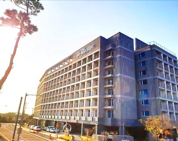 Mynd af The Best Jeju Seongsan Hotel í Seogwipo