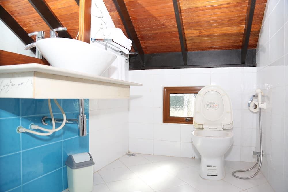 Deluxe-dobbeltværelse til 1 person - Badeværelse