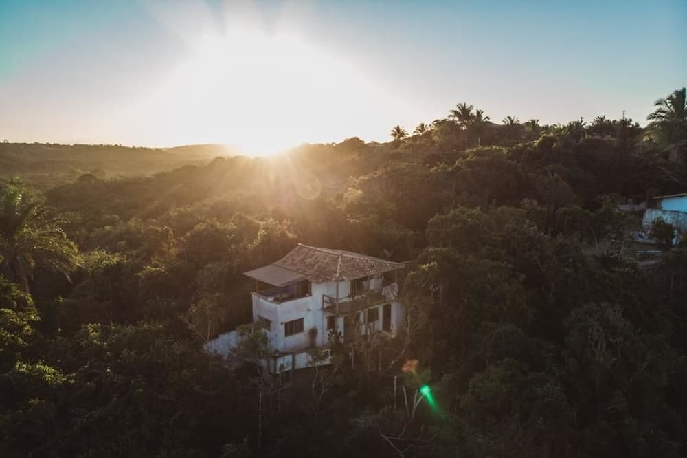 Casa Floresta - منظر للجبل