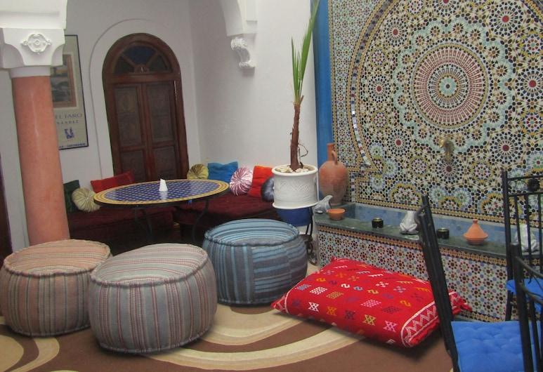 Riad Friends, Marrakech, Courtyard