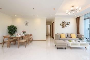 胡志明市克里斯汀中央公園之家文之家飯店的相片