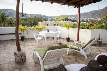 Selline näeb välja Canto del Mar Hotel & Villas, Zihuatanejo