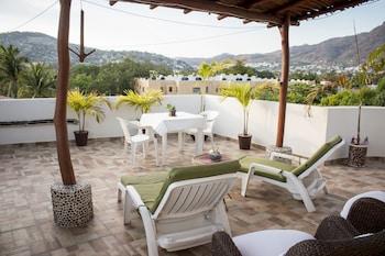 Hình ảnh Canto del Mar Hotel & Villas tại Zihuatanejo
