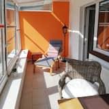 Comfort Apartment, Garden View (Ferienwohnung 1) - Teres/Laman Dalam