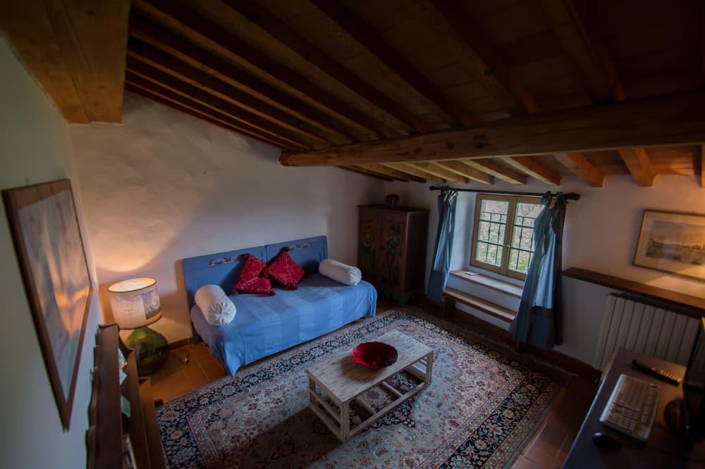 Double Room, Vineyard View - Living Room