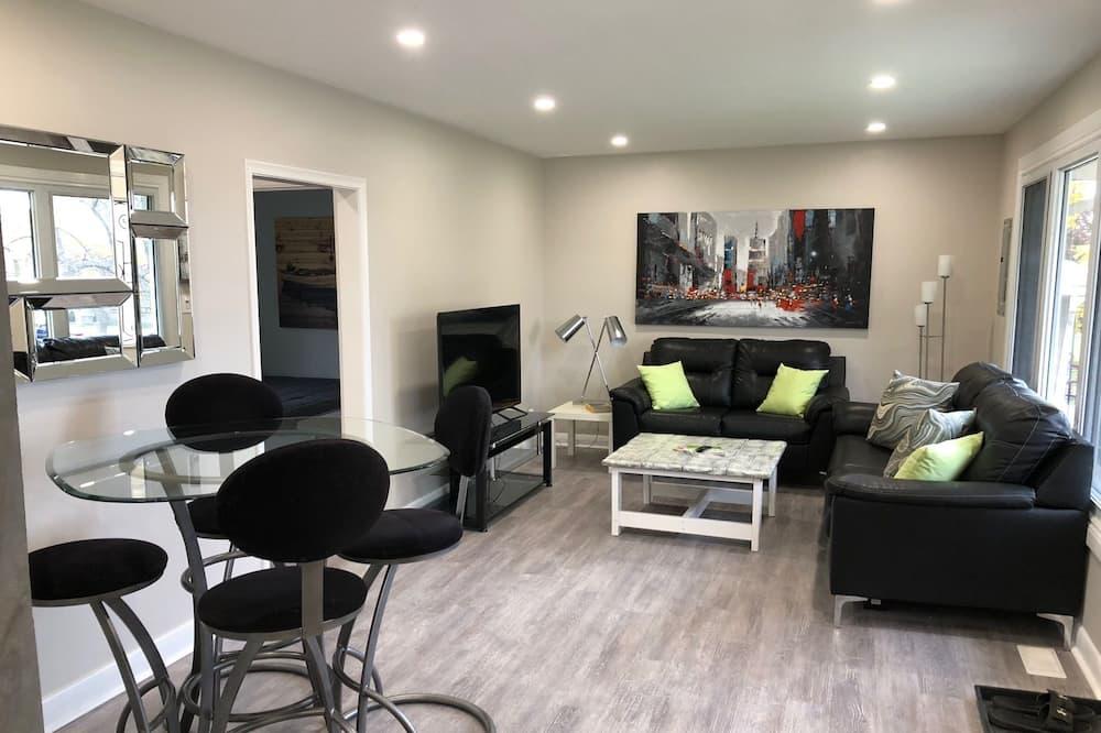 Bungalov, viacero postelí, nefajčiarska izba - Obývacie priestory