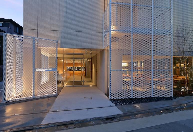 ホテル オリエンタルエクスプレス東京蒲田, 大田区, ホテル エントランス