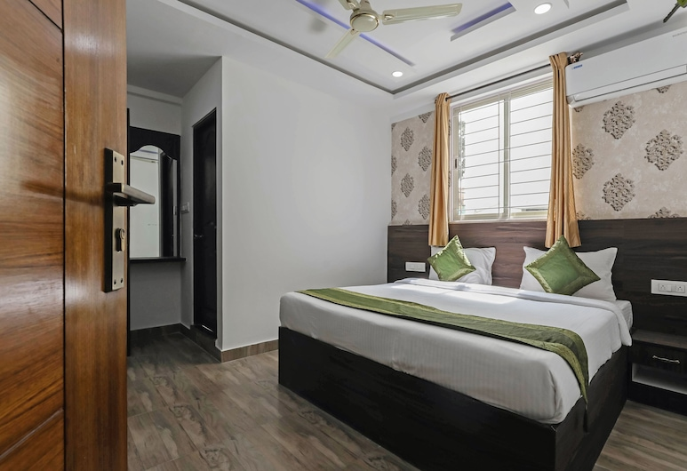 Treebo Trend White Inn, Bengaluru, Rom – standard, ikke-røyk, utsikt mot byen, Gjesterom