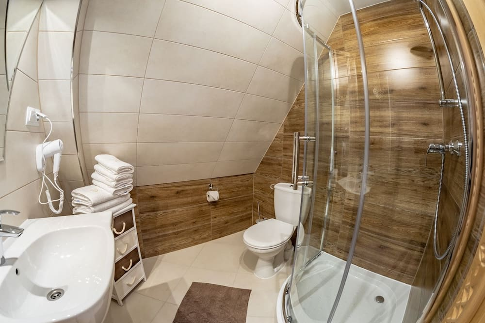 Apartment (3) - Badezimmer