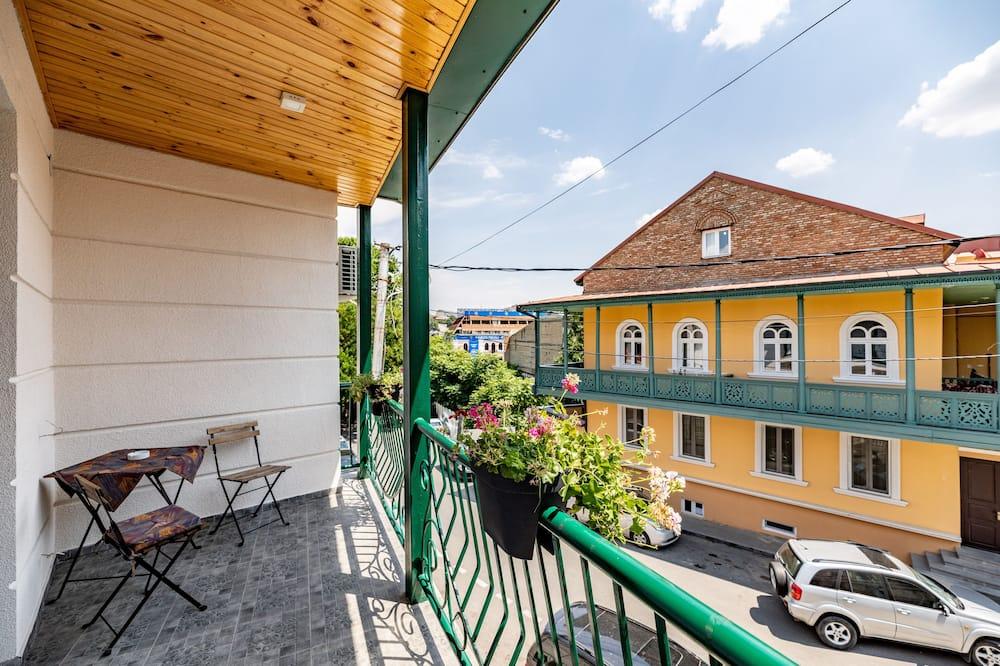 Standard-Zweibettzimmer - Balkon