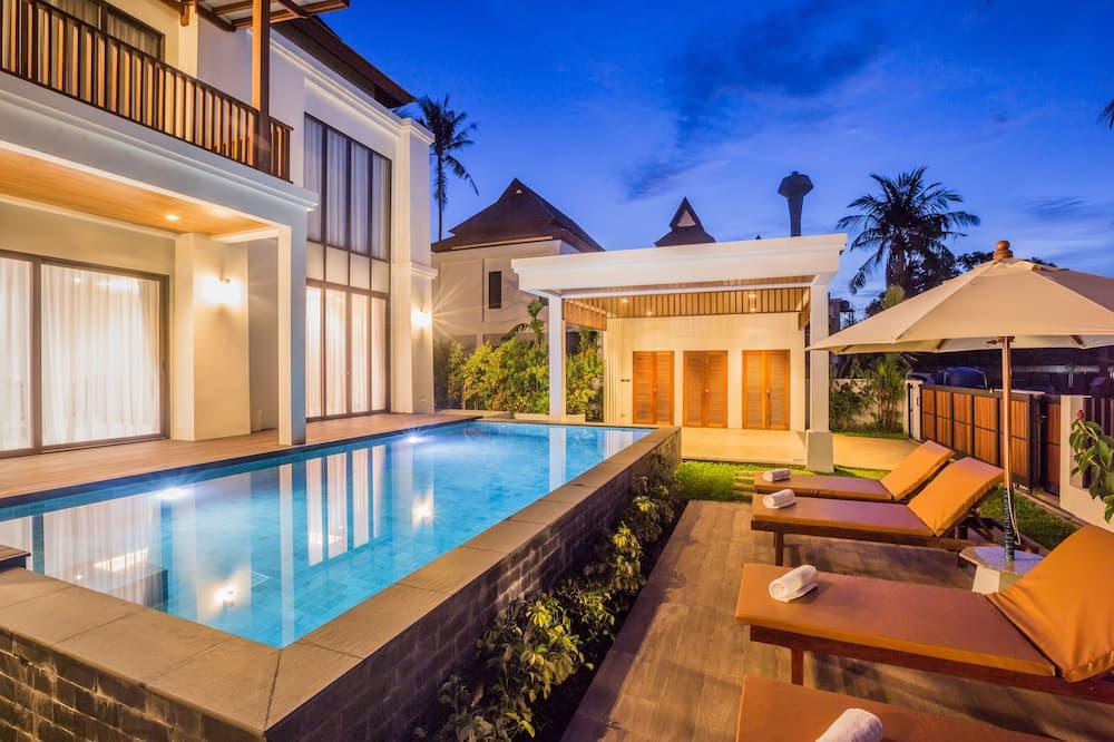 3-Bedroom Pool Villa  - Atskiras baseinas