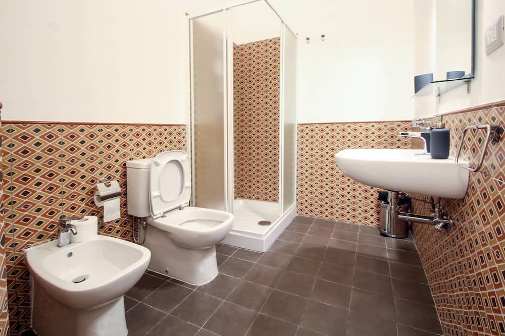 家庭公寓, 2 間臥室, 陽台 - 浴室