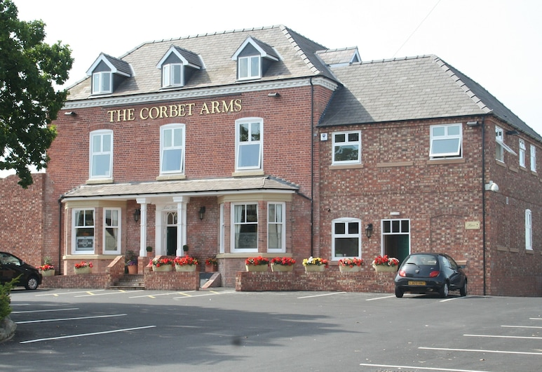 The Corbet Arms, Shrewsbury
