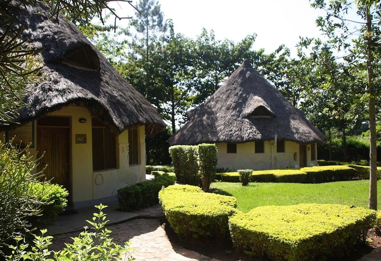 African Village Hotel, Mukono, Hotelli territoorium
