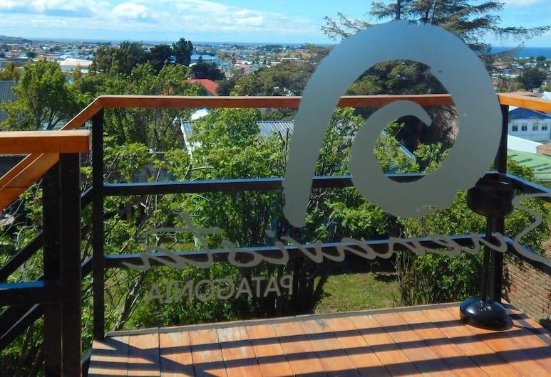 Hostal Buenavista Patagonia, Punta Arenas, Balcony