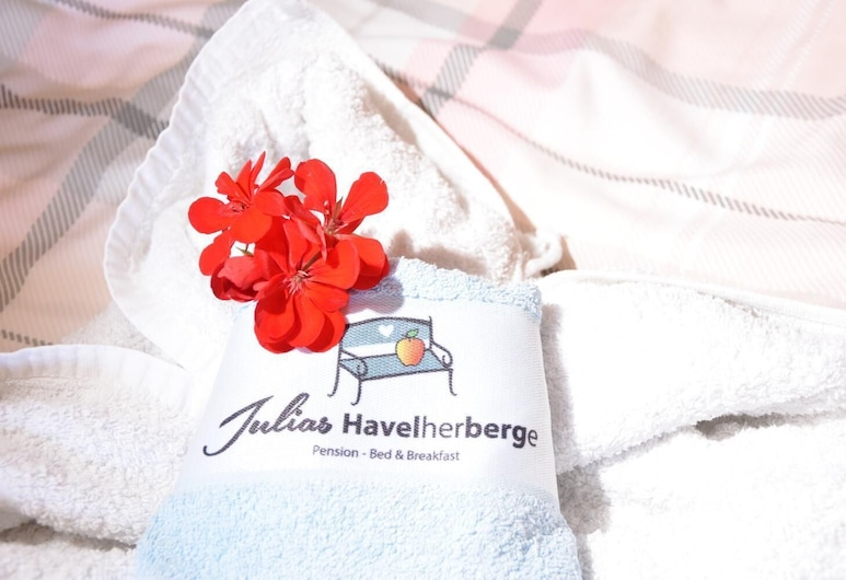 Julias Havelherberge, Havelberg, Herbergi