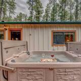 Trobelė, 1 miegamasis, karšta vonia - SPA vonia lauke