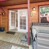 小屋, 3 間臥室, 熱水浴缸 - 室外 SPA 浴池