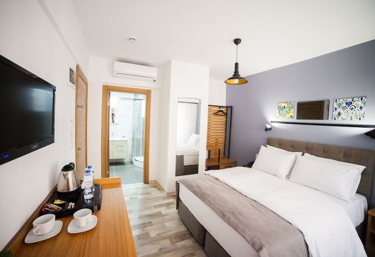 Set Ozer Hotel, Canakkale, Standard Double Room, 1 Double Bed, Non Smoking, Guest Room