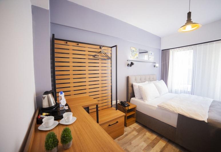 瑟特歐澤爾酒店, 恰納卡萊, 標準雙人房, 1 張標準雙人床, 非吸煙房, 客房