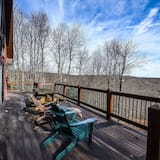 House, Multiple Beds, Hot Tub, Mountain View - Balcony