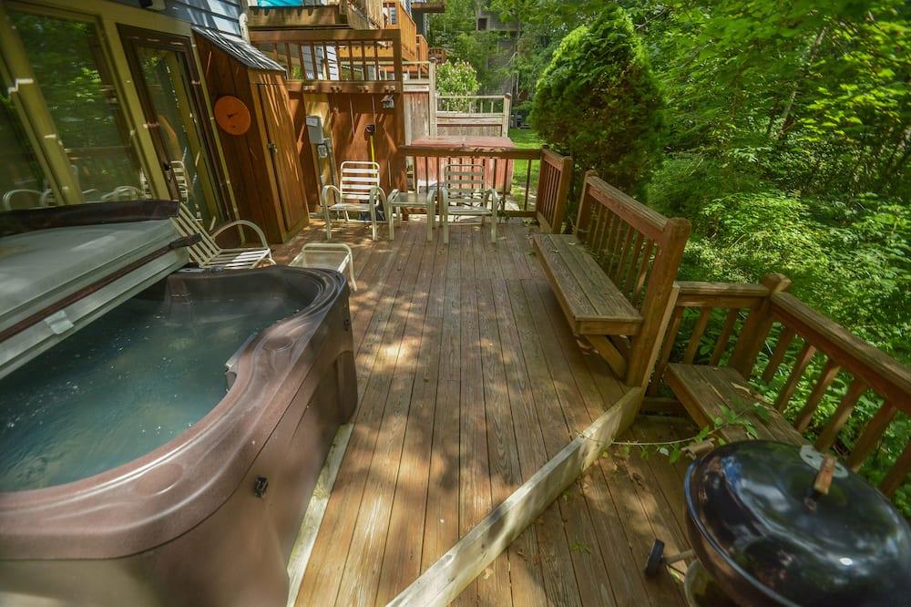Nhà liên kế, 2 phòng ngủ, Lò sưởi - Bồn tắm spa riêng