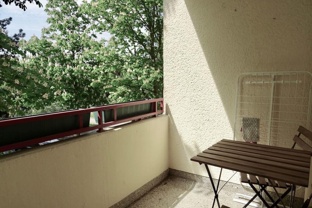 Apartamento Signature, Casa de Banho Privativa - Vista a partir das Varandas