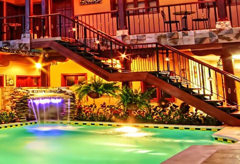 Hotel La Mar Dulce, Granada, Vonkajší bazén