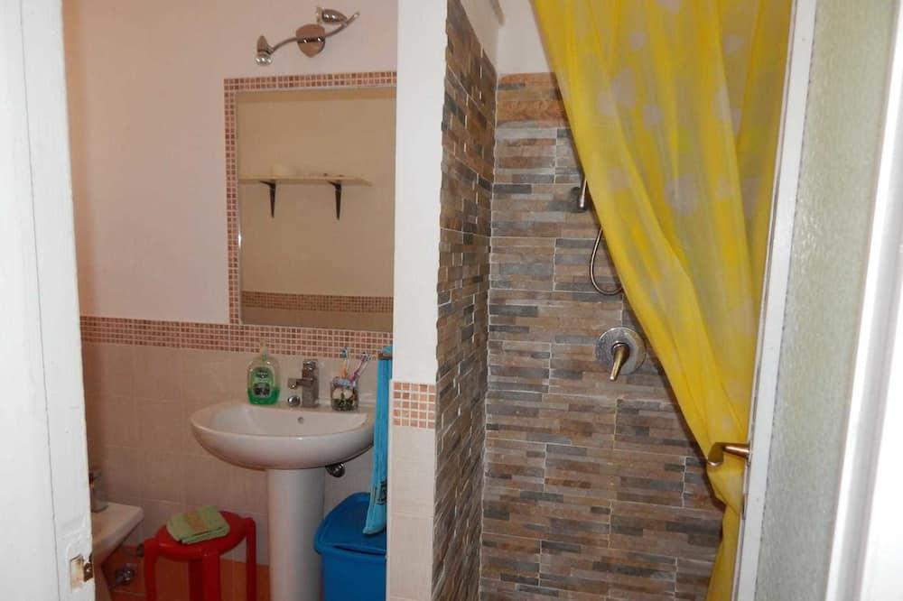 Вилла, 2 спальни, вид на море - Ванная комната